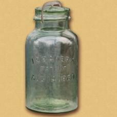 Baker Patent Fruit Jar
