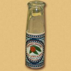 W.K. Lewis Brandied Peaches bottle