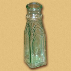 Small Cathedral Bottle